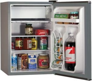 BLACK+DECKER BCRK25V Compact Undercounter Refrigerator
