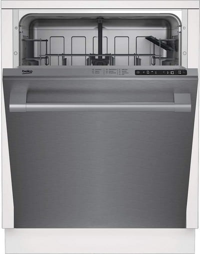 Beko DDT25400XP 24 inch Pro-Style Top Control Dishwasher
