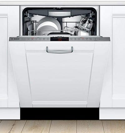 "Bosch SHV878ZD3N 24"" 800 Series Fully Integrated Dishwasher"