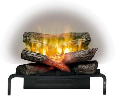 Dimplex Revillusion 20-Inch Electric Fireplace Log Set (RLG20)