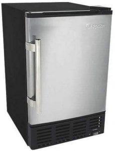 EdgeStar IB120SS Built in Undercounter Ice Maker