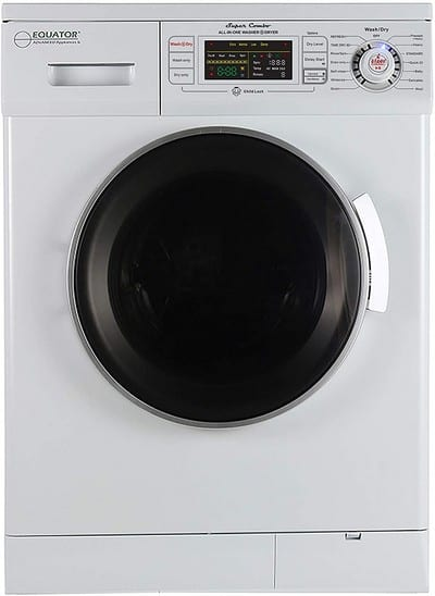 Equator Deco 4400N Combo Washer Dryer Winterize and Quiet