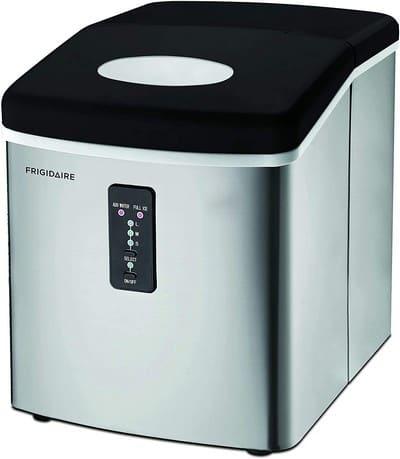Frigidaire EFIC103 Heavy Duty Countertop Ice Maker Machine
