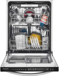 Frigidaire FGID2479SF 24 in Built In Fully Integrated Dishwasher