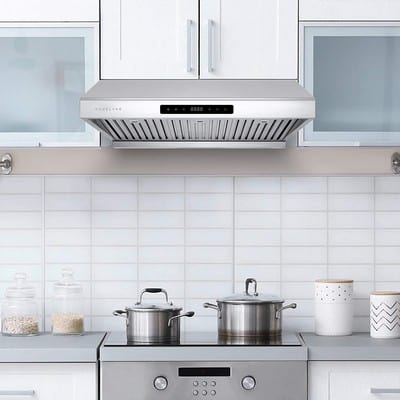 Hauslane Chef Series 30 inch PS10 Under Cabinet Range Hood