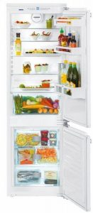 Liebherr HC1030 24 inch Built-In Bottom Freezer Refrigerator