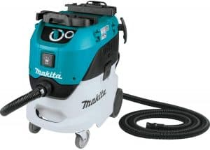 Makita VC4210L 11 Gallon Wet Dry HEPA Filter Dust Extractor Vacuum