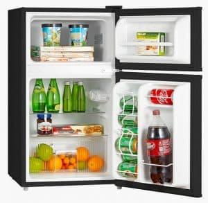 Midea WHD-113FB1 3.1 Cu. Ft. Compact Refrigerator
