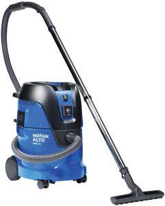 Nilfisk ALTO Aero 26-21 6.6-Gallon Wet Dry Hepa Vacuum