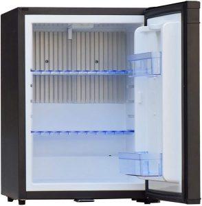 SMAD DSX-40B2U 12V Compact Mini Fridge Quiet No Noise Refrigerator