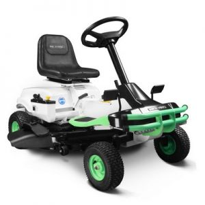 Weibang E-Rider 30 in Electric Rear Engine Riding Mower