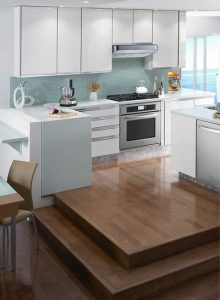 Winflo 30 In. 350 CFM Convertible Stainless Steel Under Cabinet Range Hood