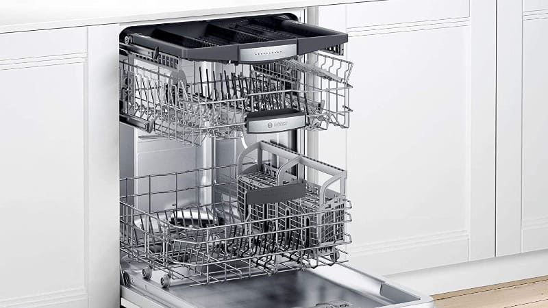 quiet fully integrated dishwasher