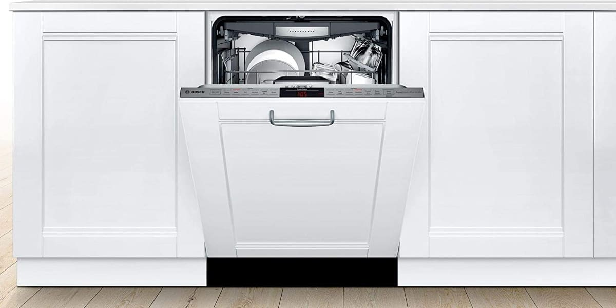 quietest integrated dishwasher