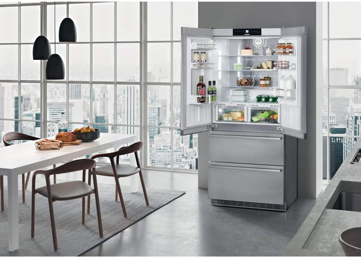 quietest refrigerator