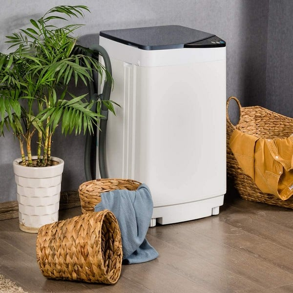 silent washer and dryer combo machine